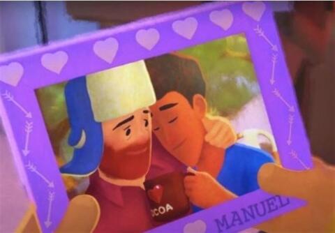 هالیوود باز هم انیمیشن همجنسبازی تولید کرد