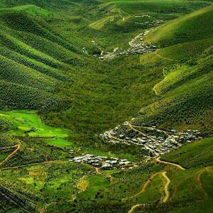 عکس/ منطقهای بکر در کردستان