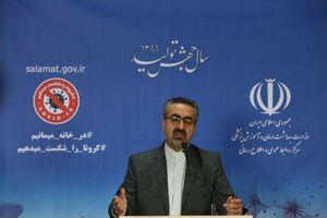 ۳۴ نفر دیگر از مبتلایان کرونا در ایران جان باختند