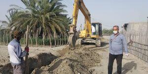 وعده جدید برای حل مشکل آب غیزانیه خوزستان