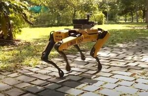 سگ رباتی