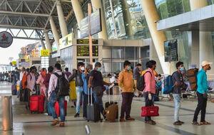 از سرگیری پروازهای داخلی در هند