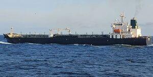 تحویل محموله نفتکش ایرانی به ونزوئلا +فیلم