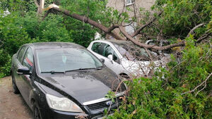 طوفانی که سه کشته برجای گذاشت