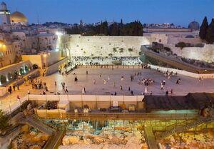 طرحهای صهیونیستی برای بلعیدن قدســ۳|ایجاد بناهای جعلی و تغییر نام تا تغییر آموزش و پرورش فلسطینی+ تصاویر