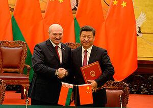 احتمال همکاری موشکی بین بلاروس و چین