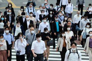 عکس/ ساعاتی پس از لغو قرنطینه در ژاپن