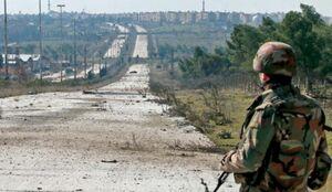 جاده سوریه حلب