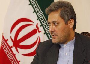 سفیر ایران در ونزوئلا حجت الله سلطانی