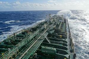 نفتکش سوم ایران وارد آبهای ونزوئلا شد +نقشه