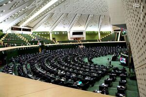 نمایندگان سوگند یاد کردند/ ادای احترام منتخبان به شهداء/ از سایه کرونا در مراسم افتتاحیه تا ترک بی موقع مجلس توسط روحانی +عکس و فیلم