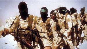 ارسال ۹۰۰۰ نیروی تکفیری از عربستان به عراق +عکس