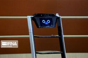 رونمایی از اولین ربات پزشکی در ایران