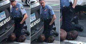 عکس/ خشونت مرگبار پلیس آمریکا
