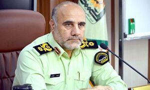 واکنش رییس پلیس پایتخت به تحریم آمریکا