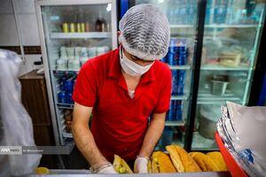 عکس/ بازگشایی رستورانها و اغذیه فروشیها