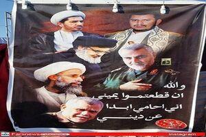 ۳۰۰ دلار برای آتش زدن عکس رهبران مجاهدت+ عکس