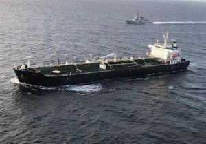 تصاویری از اسکورت سومین نفتکش ایرانی در ونزوئلا