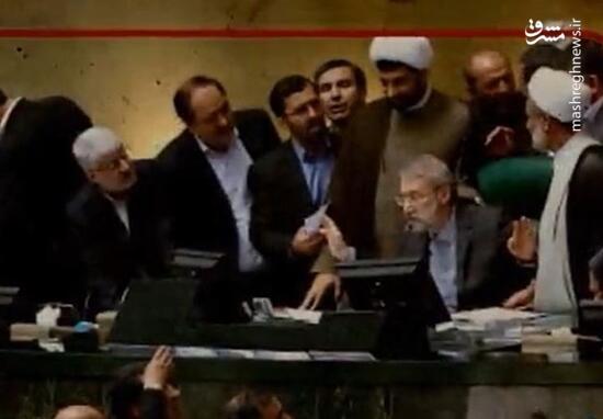 فیلم/ نمایندگان جنجالی مجلس در شبکههای اجتماعی