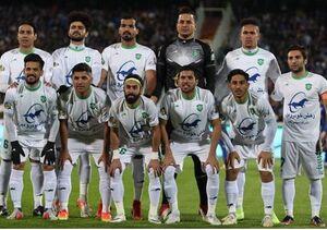 اعلام نتایج تست کرونای تیم فوتبال ماشینسازی