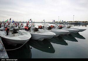 الحاق بیش از ۱۰۰ فروند شناور به نیروی دریایی سپاه