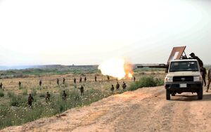 جزئیات درگیریهای سنگین در استان دیاله/ طرح جدید داعش برای بقا و احیای قدرت در عراق چیست؟ + نقشه میدانی و عکس