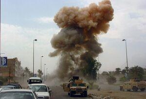 کشته شدن ۳ پلیس عراقی در انفجاری در موصل