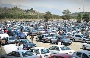 تداوم روند کاهش قیمت خودرو