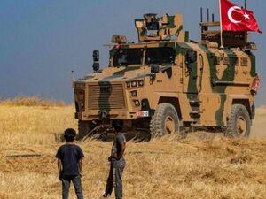 خیز ترکیه برای سرقت محصولات کشاورزی سوریه
