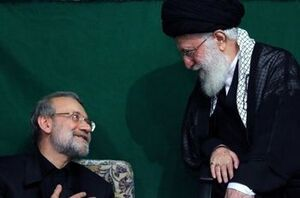 درباره حکم جدید رهبری برای لاریجانی