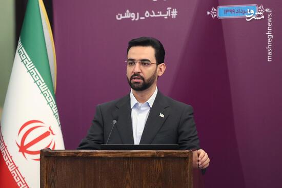 فیلم/ گاف جهرمی مقابل روحانی