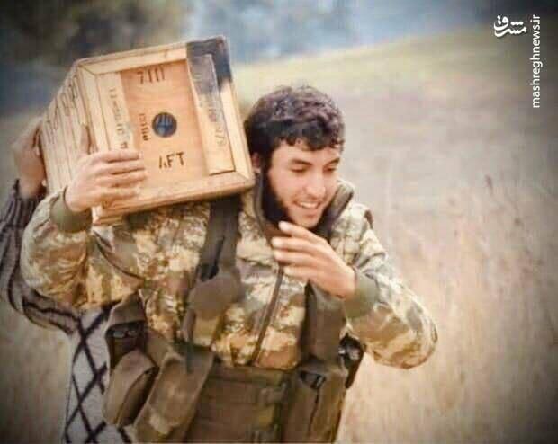 فرمانده داعش
