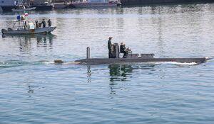 رونمایی رسمی سپاه از زیردریایی بدون سرنشین رزمی/ تحقق وعده مهم سرلشکر سلامی ظرف کمتر از ۸ ماه +عکس