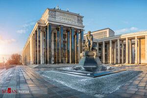 عکس/ کتابخانههای دیدنی روسیه