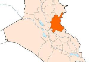 بسته شدن گذرگاه نفوذ داعش به استان دیالی عراق