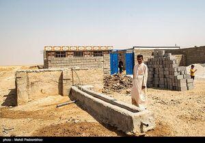 جای خالی دولت در غیزانیه پُر شد+ عکس