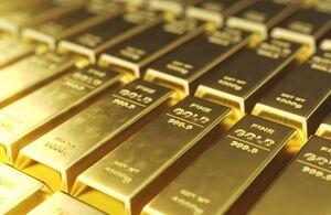 افزایش ۱۰ دلاری قیمت طلا در بازار جهانی