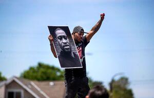 عکس/ کدام شهرهای آمریکا درگیر اعتراضات شده است؟