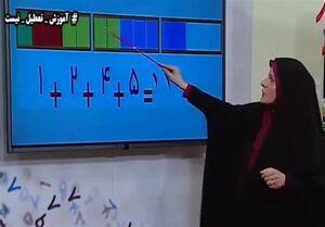 جدول زمانی آموزش تلویزیونی شنبه ۱۰ خرداد