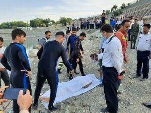 غرقشدن ۲ جوان در ۲ حادثه +عکس