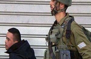 فلسطینی مبتلا به سندرم