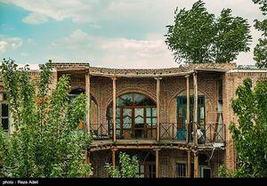 عکس/ حیاطهای بازار تاریخی تبریز