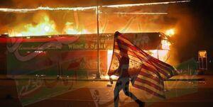 بایکوت اعتراضات آمریکا در روزنامههای اصلاحطلب +عکس