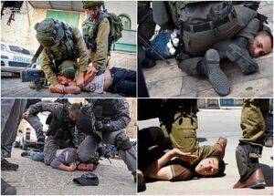 عکس/ اتفاقی که هر روز در فلسطین اشغالی میافتد