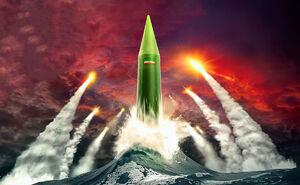 توان موشکی ایران در زمان شاه! +عکس