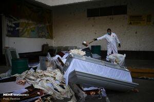 عکس/ افزایش شمار قربانیان کرونا در مکزیک