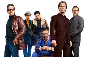 آقایان The Gentlemen