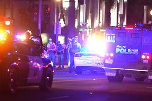 کشته شدن یک افسر پلیس در آشوبهای آمریکا