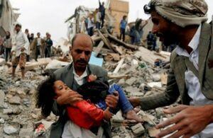 گلولهباران روستای یمنی توسط آل سعود