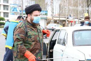 شهادت پایان جهادگران عرصه کرونا +عکس